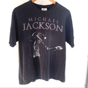 Michael Jackson Tee Size Adult Medium